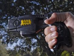 Taser use on college campuses is under scrutiny.