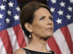 Bachmann: Won Iowa Straw Poll.