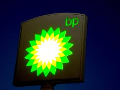BP is investigating an oil sheen in the Gulf of Mexico.