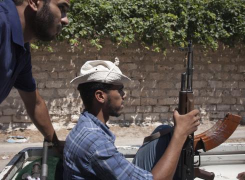 Libya rebels GAIN CITY close to Tripoli - USATODAY.
