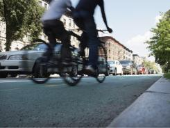 Bicyclists should be held to the same standard as drivers, says Andy Clarke, head of the League of American Bicyclists.