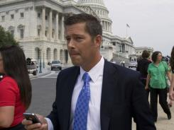 Rep. Sean Duffy, R-Wis., is the lead sponsor of a bill that would reduce the powers of the Consumer Financial Protection Bureau.