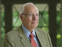"""Former vice president Dick Cheney calls his heart pump """"a great piece of equipment."""""""