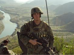 Marine Cpl. Dakota Meyer was deployed in support of Operation Enduring Freedom in Afghanistan's Kunar province.