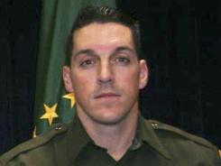 U.S. Border Patrol Agent Brian Terry was killed in an Arizona shootout last December.