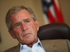 George W. Bush says he has no regrets with decisions he made as president after 9/11.