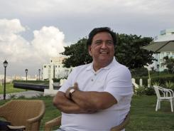 Former New Mexico governor Bill Richardson arrived in Cuba on Wednesday to seek the freedom of U.S. government subcontractor Alan Gross.