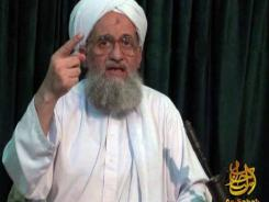 Al-Qaeda leader Ayman al-Zawahiri claims the Sept. 11 attacks led to this year's Arab uprising.