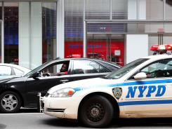 The CIA is investigating agency assistance offered to the New York Police Department.