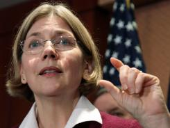 Elizabeth Warren is expected to announce her Senate bid on Wednesday.