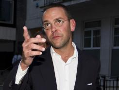 James Murdoch will be recalled to answer questions before Parliament members investigating a phone-hacking scandal.