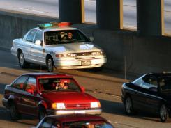 Individual cases have challenged headlight-flashing tickets in Ohio and other states.