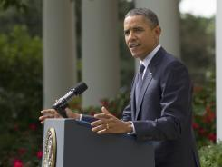 President Obama unveiled his debt reduction plan Monday.
