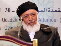 Burhanuddin Rabbani, former Afghan president, was assassinated Tuesday at his home in Kabul, Afghanistan.