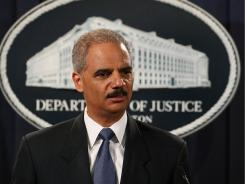 Attorney General Eric Holder's Justice Department is scheduled to examine six other redistricting plans in the next six weeks.