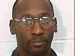 Troy Davis convicted in the 1989 slaying of Savannah, Ga., police officer Mark MacPhail.