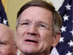 Rep. Lamar Smith says critics are wrongly calling E-Verify a jobs-killer when it should be viewed as a job creator for legal Americans.