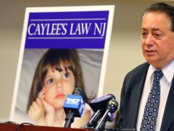 New Jersey lawmakers are proposing making it a felony not to report a death or to wait more than a day before telling authorities a child has gone missing.