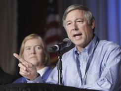 A critic of the Obama administration's clean-energy loan program, Rep. Fred Upton has lobbied on behalf of Michigan.