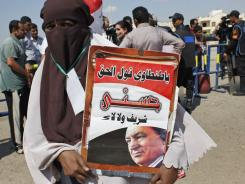 Egyptian military rulers announced Tuesday that the nation's first post-Mubarak elections will begin Nov. 28.