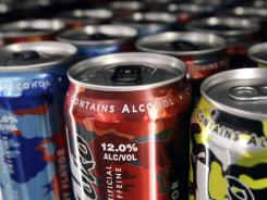 Four Loko and other alcohol-laced energy drinks have been tied to dozens of student hospitalizations.
