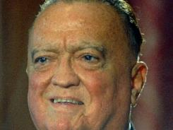 Former FBI director J. Edgar Hoover is shown in this 1970 file photo.