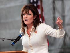Palin's path to the nomination would have been complicated by the presence of Rick Perry and others destined to split the conservative vote.