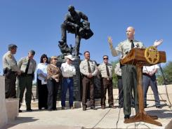 Pinal County Sheriff Paul Babeu and other sheriffs demand an investigation of Eric Holder and the Dept. of Justice for their roles in Operation Fast &amp; Furious.