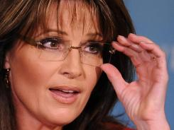 Palin: She's not running for president in 2012.