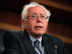 "Sen. Bernie Sanders told USA TODAY, ""We are still looking for what may have caused so many servicemembers to become ill while trying to identify the most effective treatment to address the symptoms."""