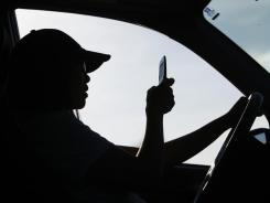 Nine states made texting while driving a primary offense in 2010, and four more have done so this year.