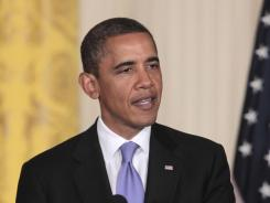 President Obama said Thursday that the U.S. can  support claims that Iran was involved in the plot targeting a Saudi envoy.