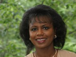 Anita Hill, who 20 years ago, testified that then- Supreme Court nominee Clarence Thomas sexually harrassed her, has a new book out.