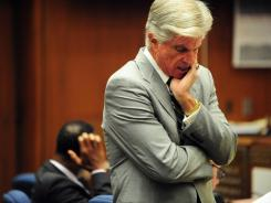 Defense Attorney J. Michael Flanagan will have more time to find the team's own expert opinions to support cross-examination of Steven Shafer, the next witness to be called by the prosecution. The manslaughter trial of Conrad Murray will resume on Wednesday.