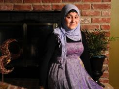 Ravenwood High School student Demin Zawity  was told she could not march in the homecoming parade with her fellow JROTC cadets wearing her head scarf.
