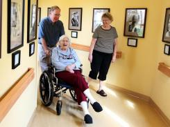 Long-term care costs:  Nursing homes in America charge an average of $75,000 a year.