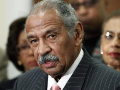 Rep. John Conyers, D-Mich., wants congressional hearings into college athletics.