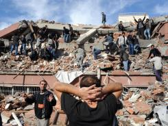 Death toll rises to 89 after Tukey quake