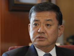"Veterans Affairs Secretary Eric Shinseki says lessons will be applied to ""veterans of all eras."""