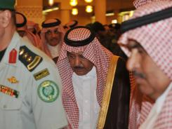 Nayef bin Abdel-Aziz Al Saud, the kingdom's tough-talking interior minister, was named heir to the Saudi throne following the death of the previous crown prince.