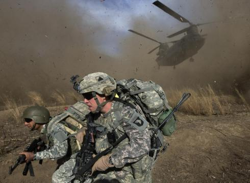 U.S. Army: 4,000 Troops to Europe, 1,700 to Afghanistan This Year