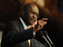 Herman Cain has changed his explanations of claims and settlement.