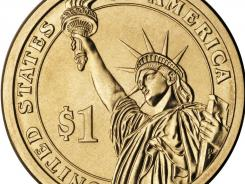 The Federal Reserve holds about $1 billion in unused dollar coins, dating to the Carter administration.