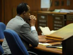 Dr. Conrad Murray had previously left the possibility open that he might take the witness stand.