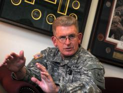 Lt. Gen. Eric Schoomaker said an increase in not-medically-ready soldiers hurts the Army's readiness.