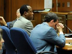 Jurors end first day of deliberations in Jackson case without verdict