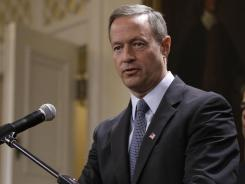 """We're all searching for common ground"" on this evolving issue, Maryland Gov. Martin O'Malley said."
