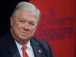 "Republican Gov. Haley Barbour expresses concerns over a measure to define a ""person"" in state law."