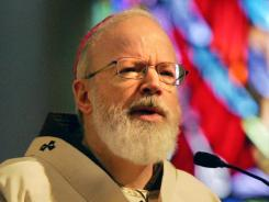 "Boston's Cardinal Sean P. O'Malley said the bishops told Vatican officials that they are ""very, very concerned"" because ""the church's freedom is constantly being eroded"" in the U.S."