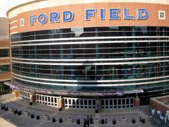 Ford Field in Detroit was used for TheCall, a 24-hour Christian prayer gathering.